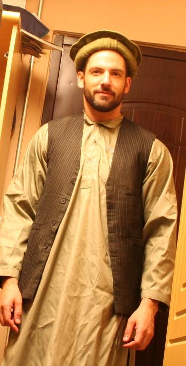 Pashtun Style, Kabul