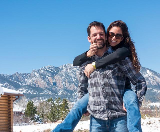 Boulder, CO.. Love it