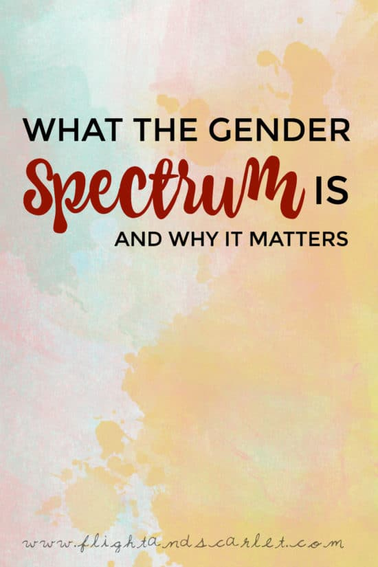 Wondering what the gender spectrum is, or why it matters? Or perhaps you're confused about what cisgender and genderqueer mean? Read this post to find out!