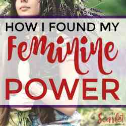 I love this! Alexis Donkin shares her inspiring story about embracing her femininity and and being proud to be a woman. I've never thought about it this way!