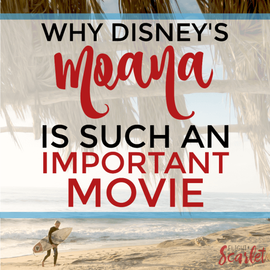 I absolutely loved Moana! The film has won the hearts of many, but also caused a lot of controversy. Here's why Moana is such an important movie!