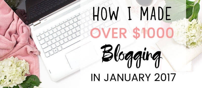 Curious about blogging? Check out how this blogger made over $1000 in January, including how Elite Blog Academy helped her! It's so cool to see how it's done, especially since she's only been blogging for one year!
