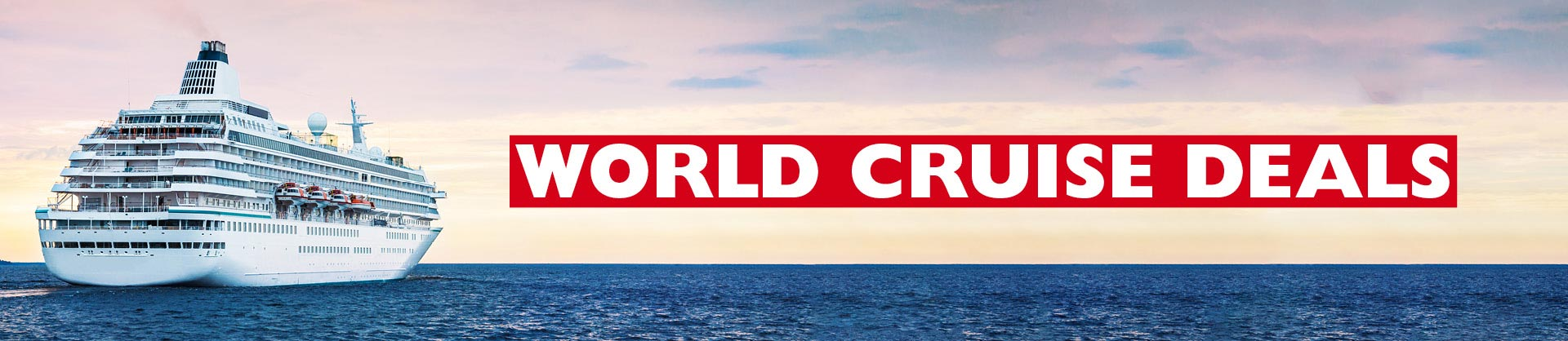 Round The World Cruises Set Sail With Flight Centre Deals