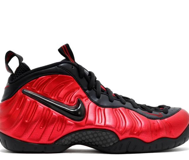 Air Foamposite Pro University Red