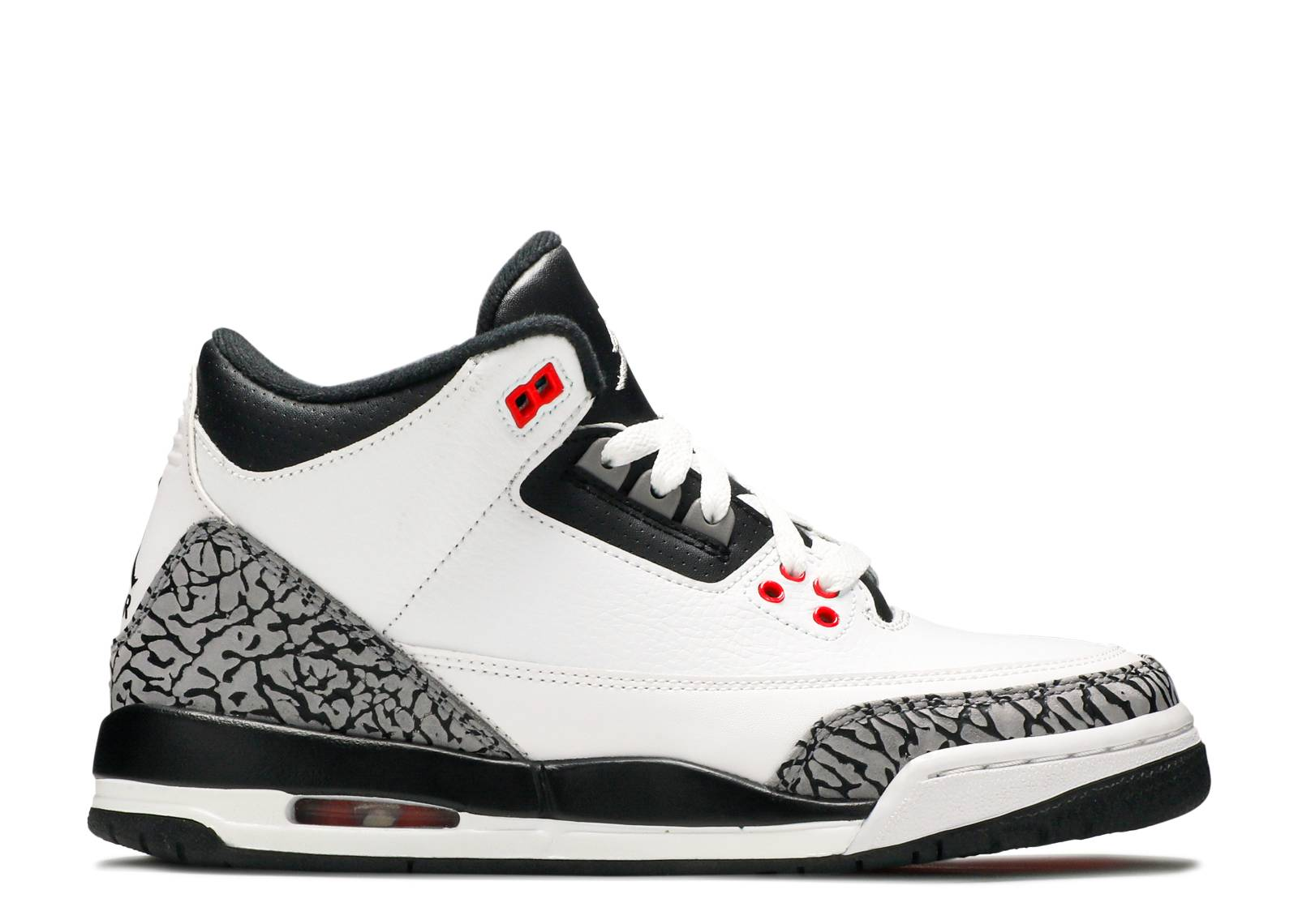 Air Jordan 3 Retro Bg  gs   infrared 23    Air Jordan   398614 123     air jordan 3 retro bg  gs   infrared 23