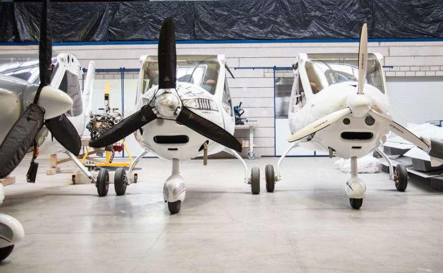 CT el avión mas vendido en USA 2019