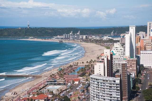 Flights to Durban