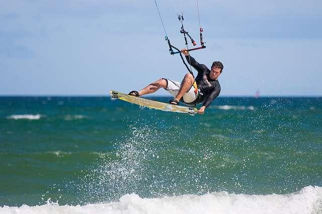 Kite Surfing Cape Town Flights Kite Boarding Flights