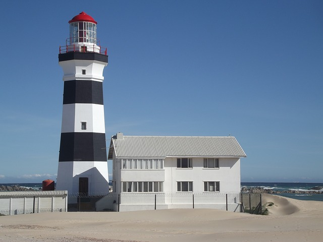 Port Elizabeth Cape Recife Lighthouse Nature Reserve