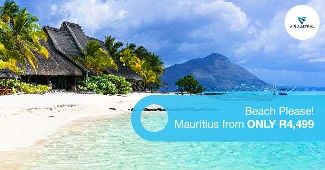air austral mauritius promotion