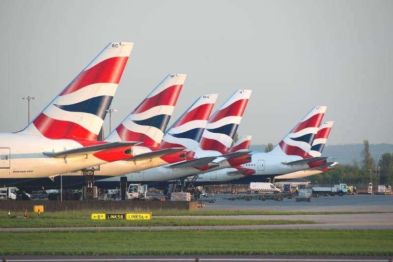 Book cheap British Airways flights Johannesburg to London Heathrow