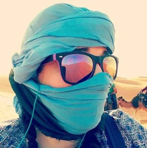 Morocco Head Scarf