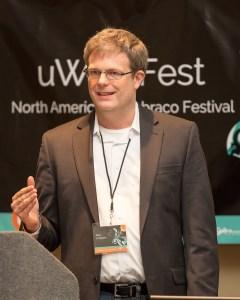Alex Lindgren at uWestFest