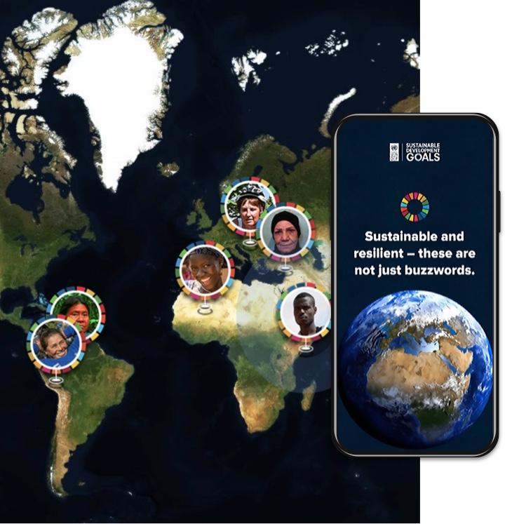 UNDP map