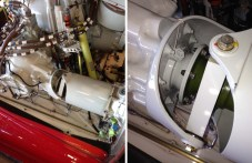 SDR 510019452 | Agusta Westland AW139 Engine/transmission coupling nut cracked. Main rotor engine to transmission driveshaft nuts (2off) cracked. P/No: MS21042L4. TSN: 1132 hours.