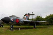 Gloster Javelin FAW5 Midland Air Museum