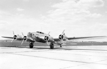 A Boeing Model 299, also known by the US Army Air Corps as an XB-17. The design evolved into the B-17 bomber of World War II. Photo: US Air Force