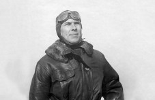 Major Ployer 'Pete' Hill. Photo: US Air Force