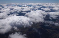 image: Above cumulus | courtesy of Bureau of Meterology