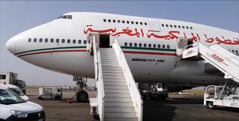 Royal Air Maroc Flights Booking Online Nigeria
