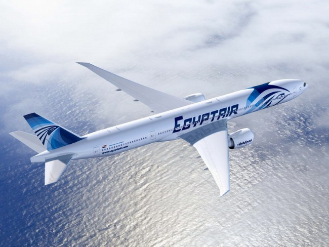 EGYPTAIR Nigeria Flight Booking Online Boeing 7773ER
