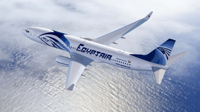 Egyptair Booking Nigeria