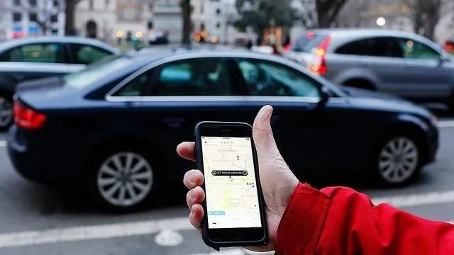 Uber Johannesburg
