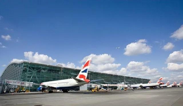 Flights to London LHR