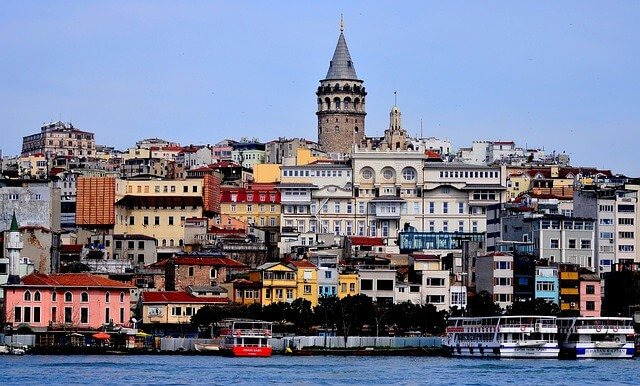 Flights from Nigeria, Lagos and Abuja to Istanbul, Turkey