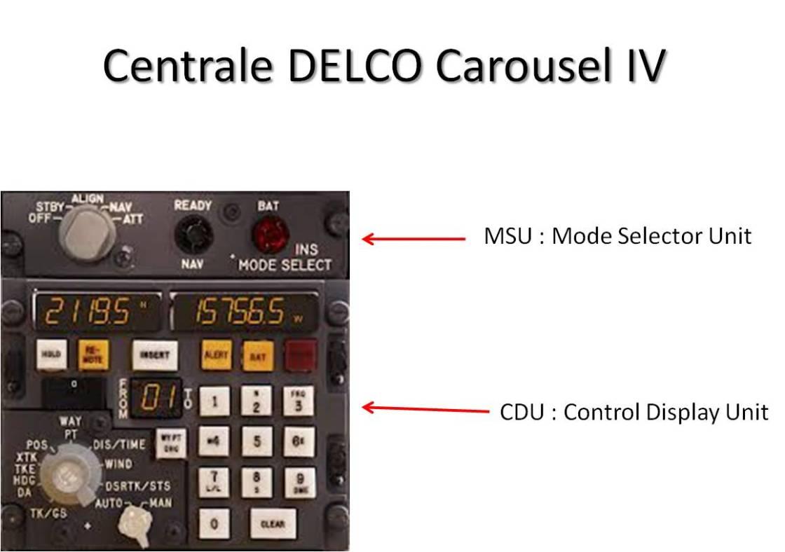 Centrale DELCO