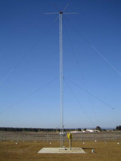 Radiobalises : Antenne NDB