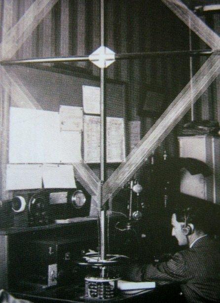 Opérateur de radiogoniométrie