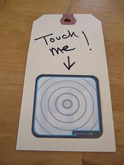Touch Me! - NFC (Near Field Communication)
