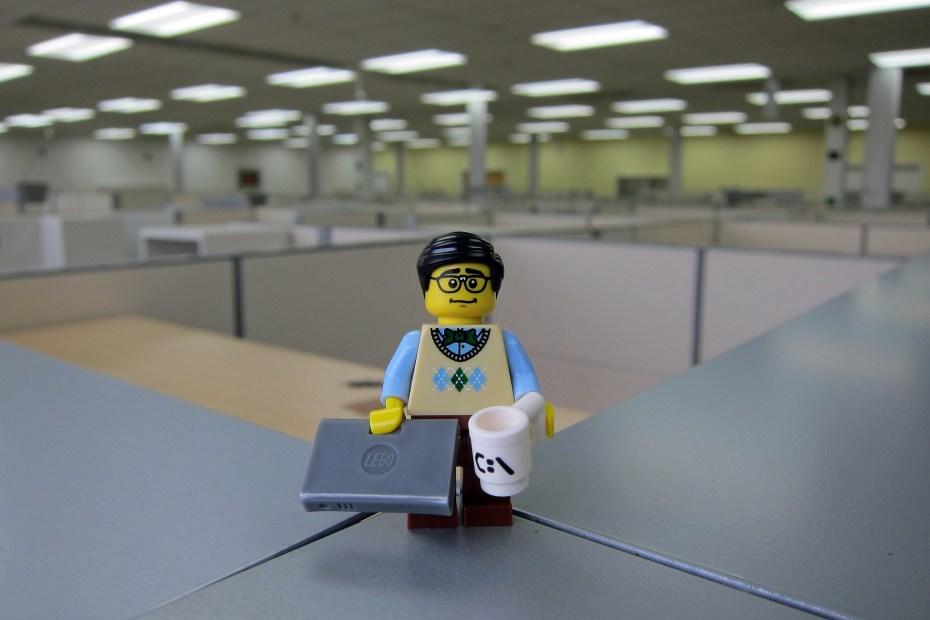 I'm not just a programmer - I am a machine!