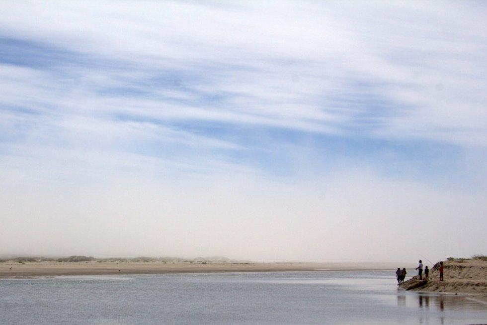 Sand Lakes Beach