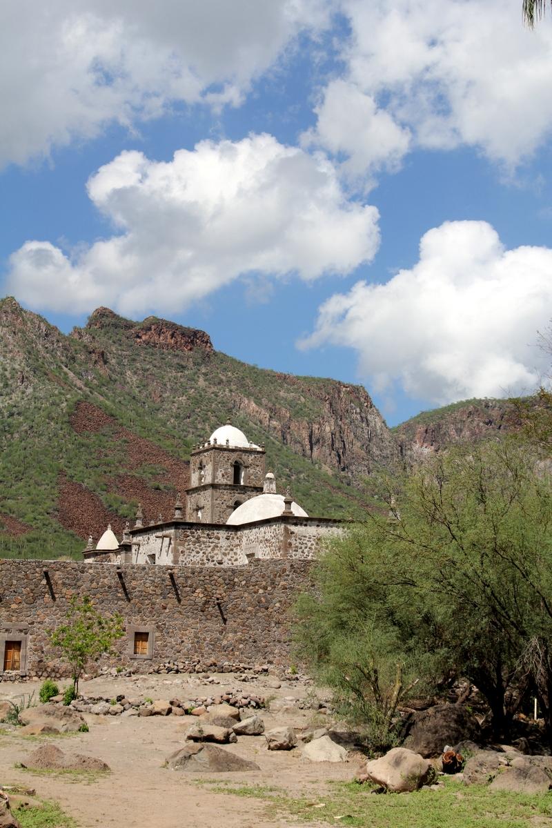 Monastery in San Javier