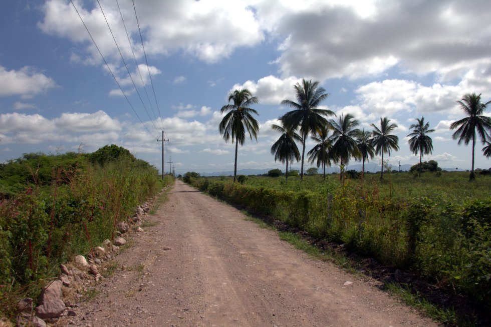 Coastal roads