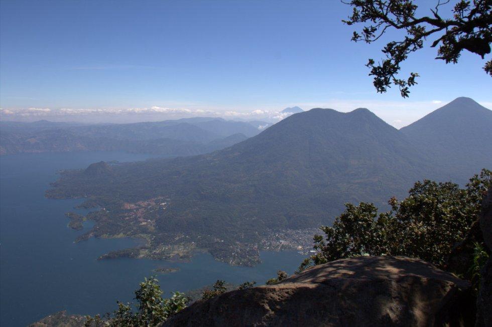 Volcan San Pedro hike