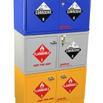 Flinn Scimatco Mini Stak A Cab Acid Cabinet