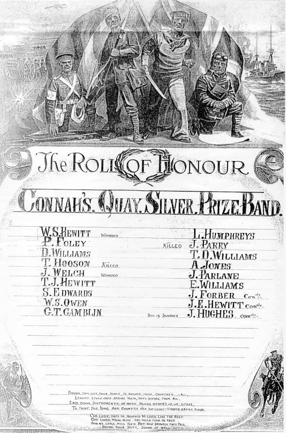 CQ Silverband roll honour copy
