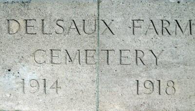 Delsaux-Farm-Cemetery