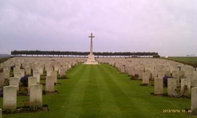 Doisans British Cemetery 002
