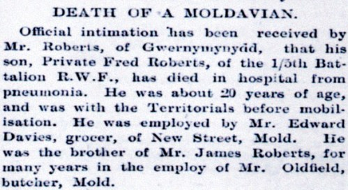 Mold Fredrick Roberts 001
