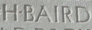 Baird, H.