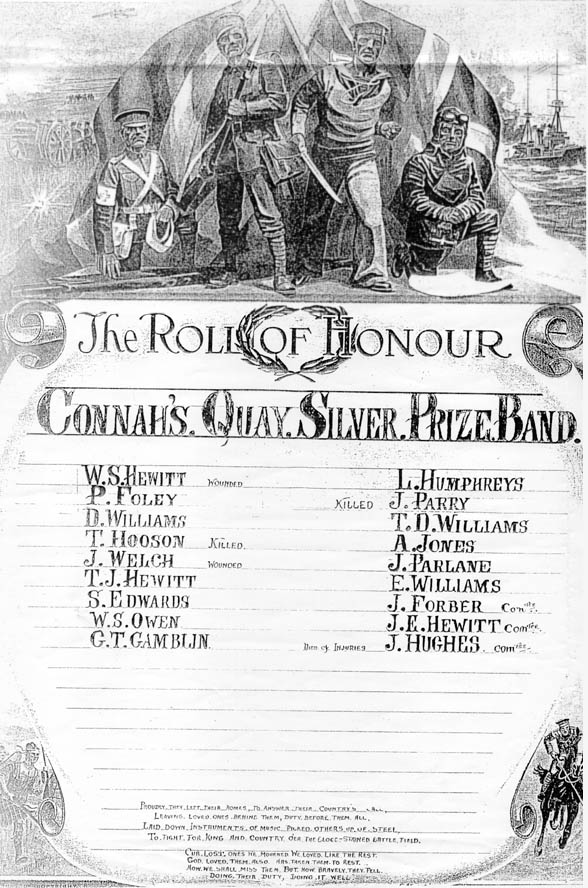 CQ Silverband roll honour copy