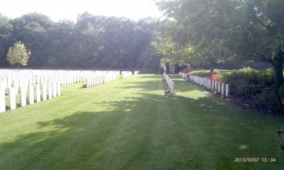 Dozingham Cemetery