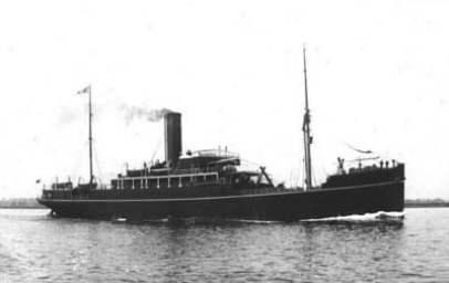 HMS Fauvette