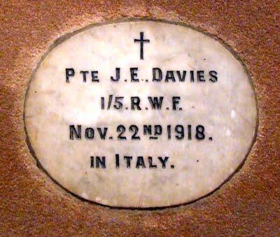 Holywell Davies J E 001