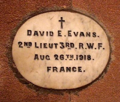 Holywell E Evans 001