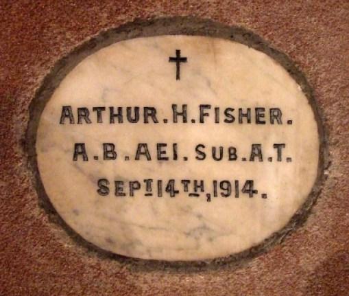 Holywell Fisher Arthur 001